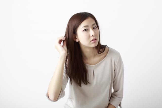 Temporary hair loss