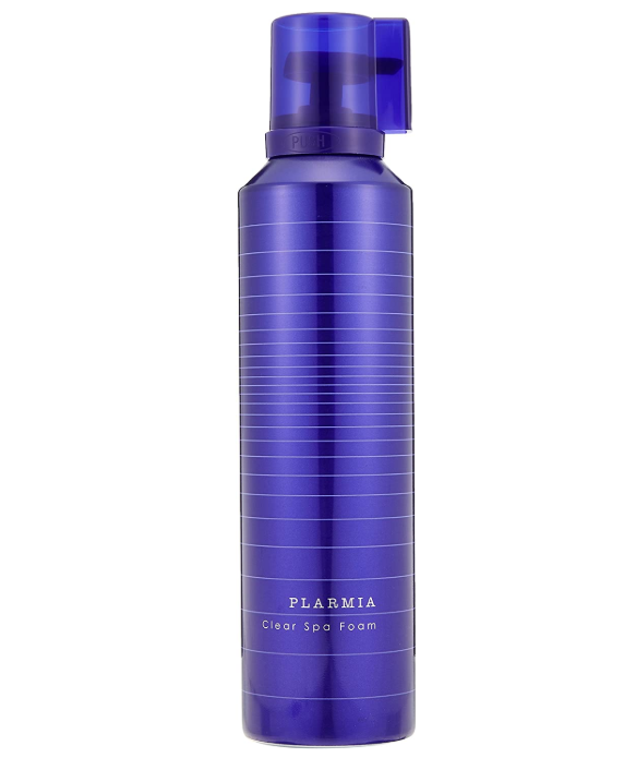 Carbonic acid shampoo